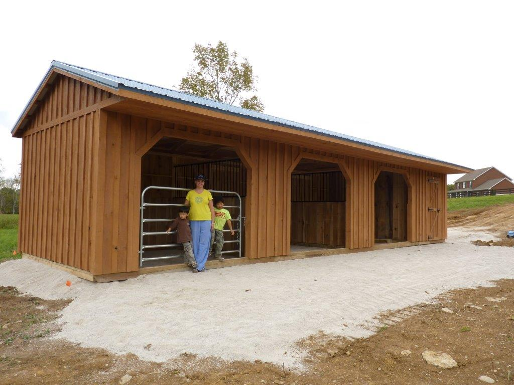 ohio in quite are of run and quality little alloworigin sheds accommodate barns construction versatile disposition durable horse variety our animals different millersburg shed kits to fully goat accesskeyid portable a mini shelters