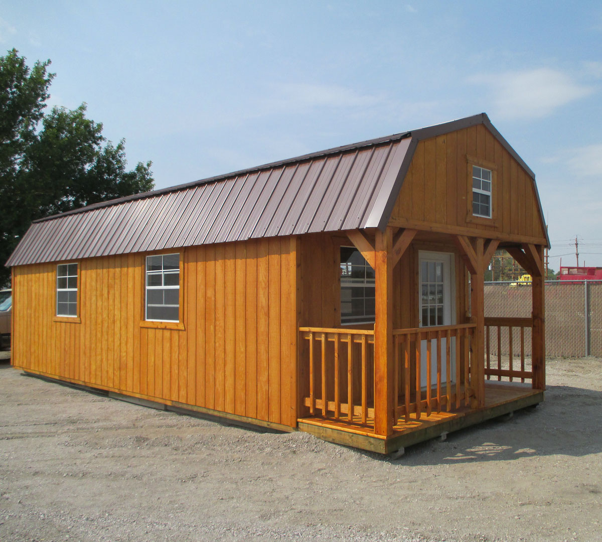 barn sheds building home storage buildings portable time roofing and tool gambrel shed