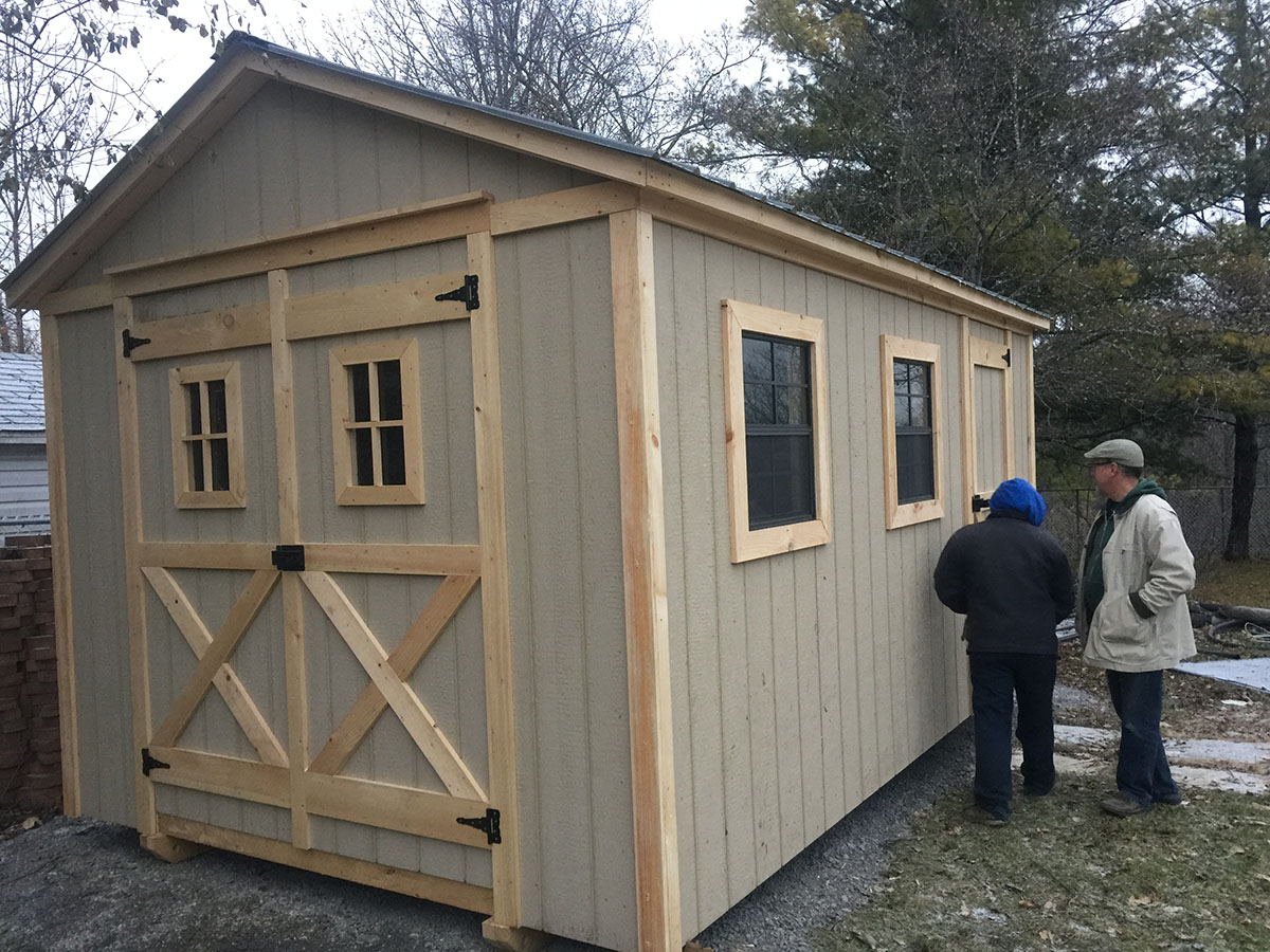 Lp smartside sheds sheds quebec west quebec shed company for Lp smartside reviews